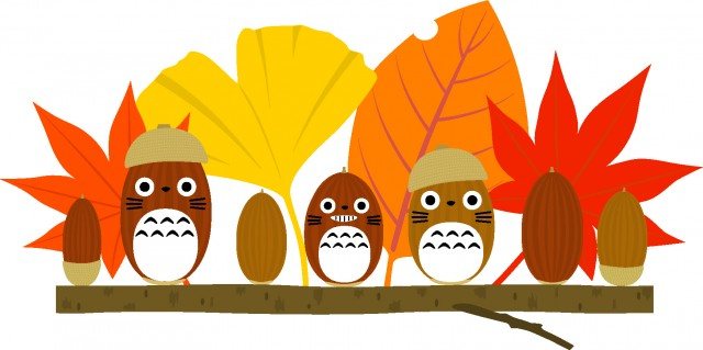 「秋 イラスト 無料」の画像検索結果