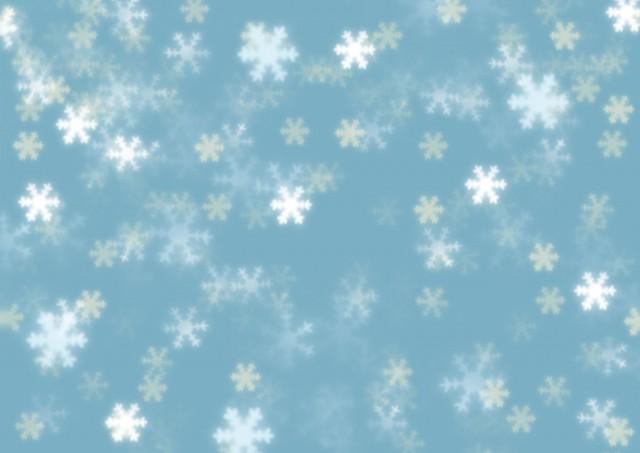 雪の結晶テクスチ…