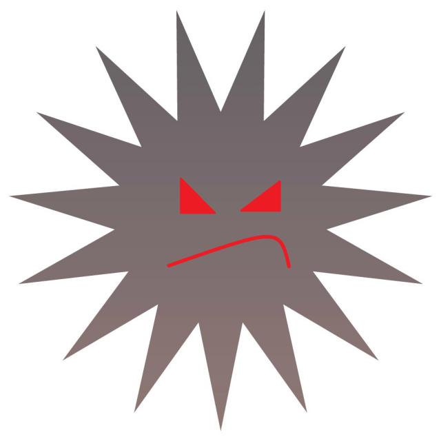 ウイルス イメー…