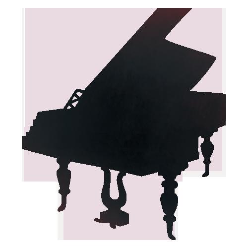 グランドピアノシ…