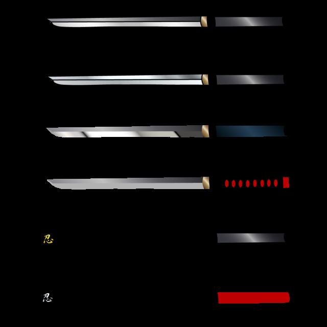 刀アイコン