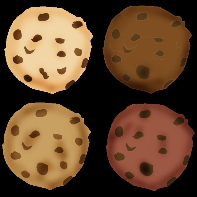 チョコチップクッ…