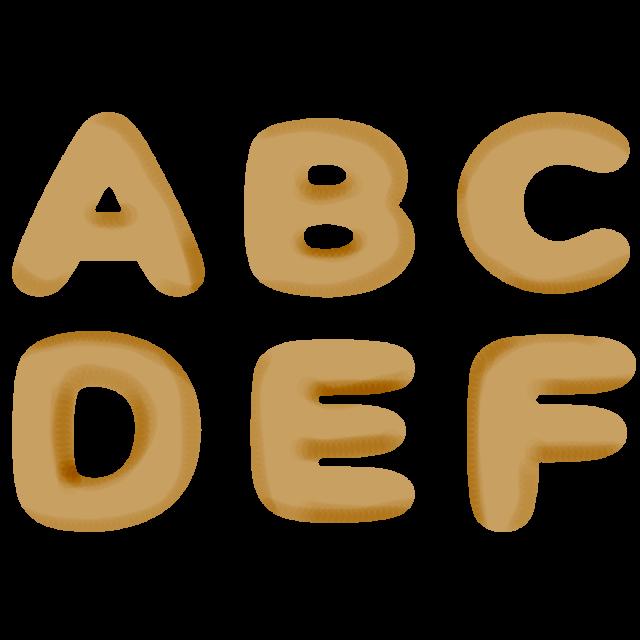 ABCビスケット…