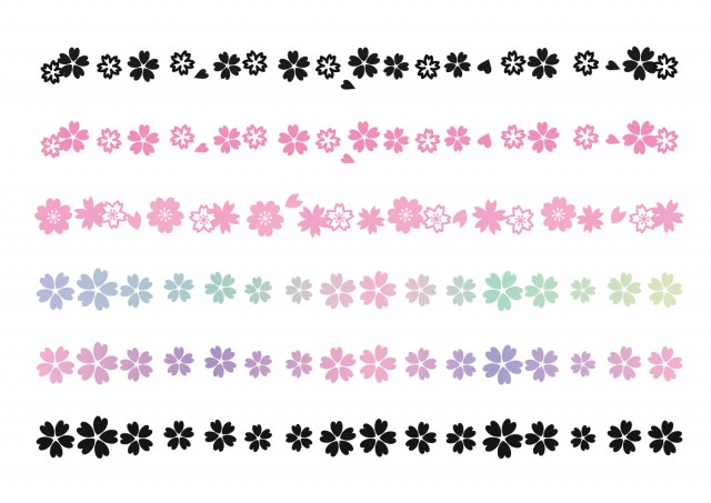 桜のライン詰め合…