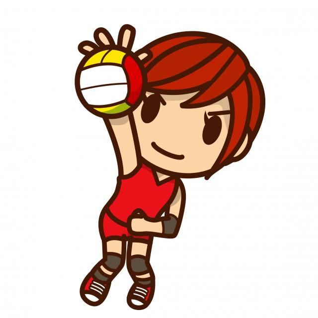バレーボールの画像 p1_34