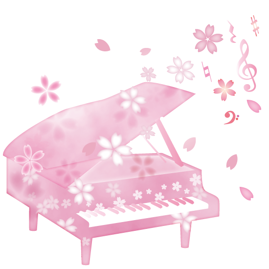 ピアノのイラストのまとめ ... : word 枠 テンプレート : すべての講義