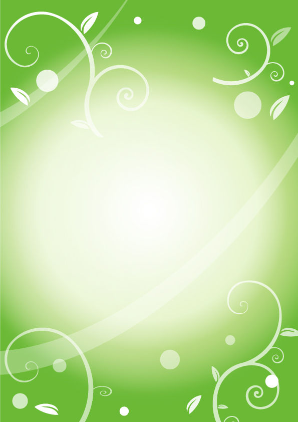 グリーンの背景素…