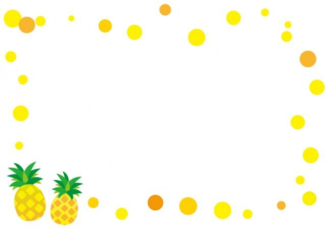 パイナップルのフ…