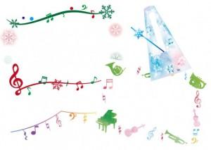 音楽のイラストのまとめ 01 イラスト系まとめ 無料イラスト 素材ラボ