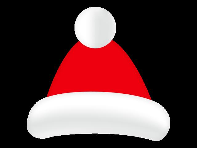 サンタ帽子 無料イラスト素材 素材ラボ