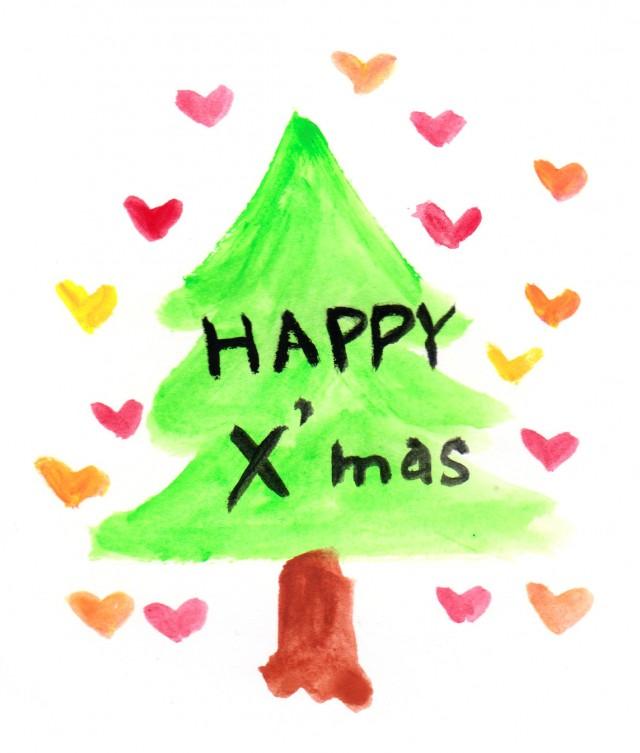 メリークリスマス(^^♪