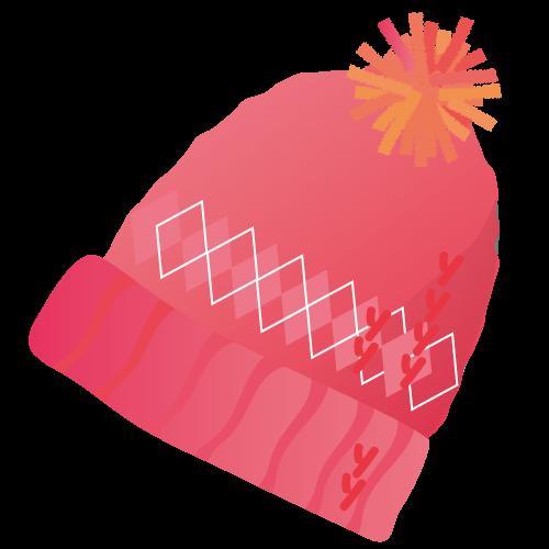 ニット帽子イラストjpg透過png 無料イラスト素材素材ラボ