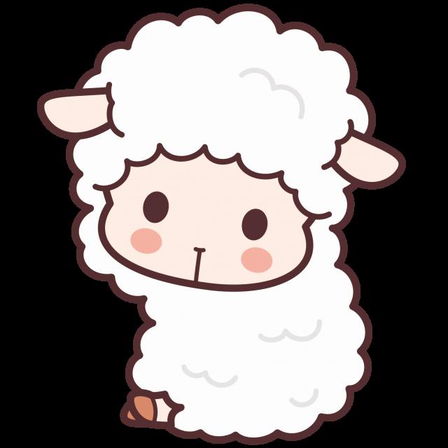 羊 未年 無料イラスト素材 素材ラボ