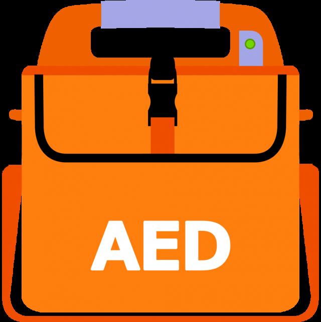 「イラスト  AED」の画像検索結果