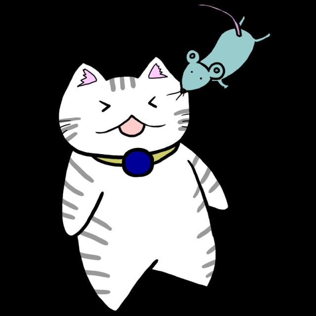 窮鼠 猫 を 噛む
