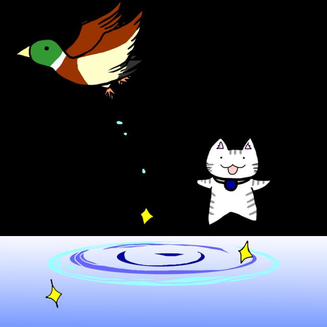 鳥 を ず 意味 立つ 濁さ 跡