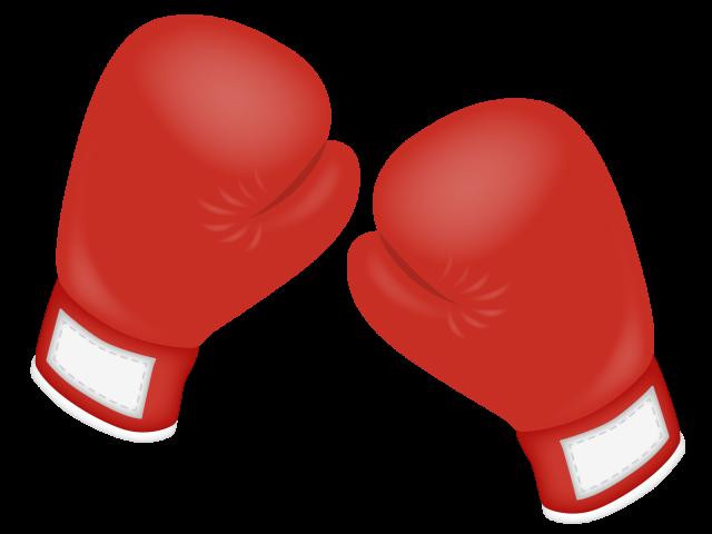ボクシンググローブ 無料イラスト素材 素材ラボ