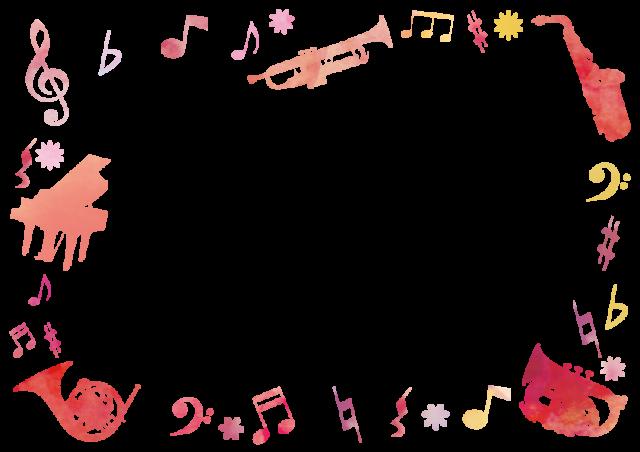 楽器のフレーム【…