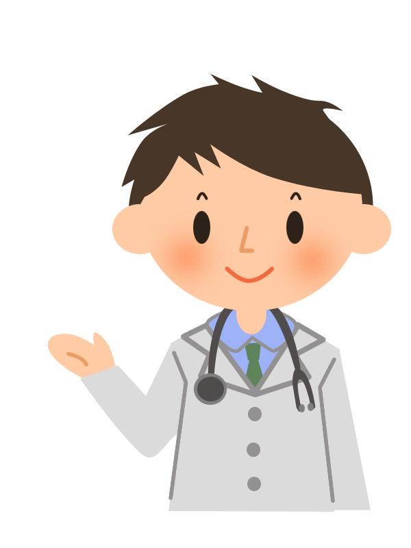 かわいいお医者さ…