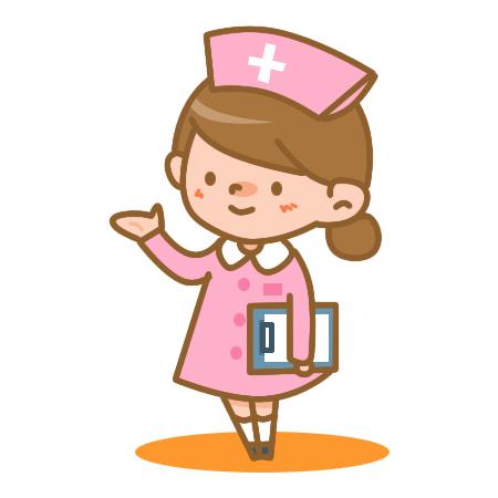 小さな看護婦さん