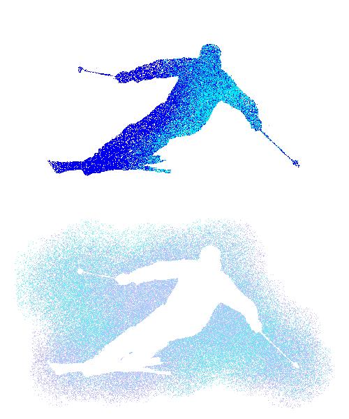 スキー 無料イラスト素材素材ラボ