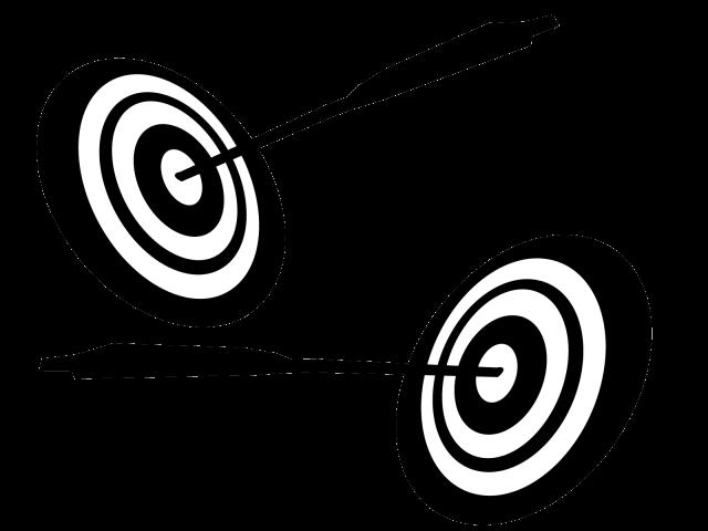 スポーツ 弓道イラスト 的 無料イラスト素材素材ラボ