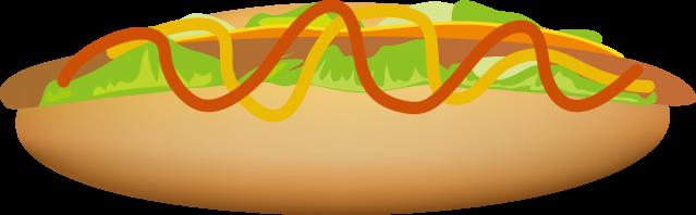 ウインナーソーセージパン 無料イラスト素材素材ラボ