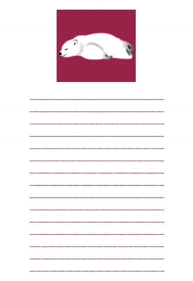 便箋 かわいい無料イラスト使える無料雛形テンプレート最新順素材ラボ