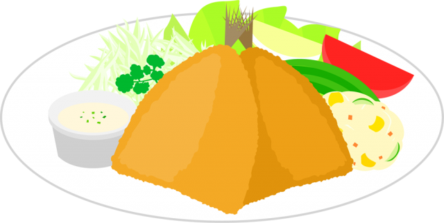 料理イラストcsaipng 無料イラスト素材素材ラボ
