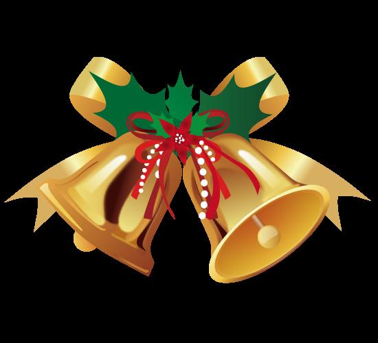 クリスマス ベルイラスト 無料イラスト素材素材ラボ