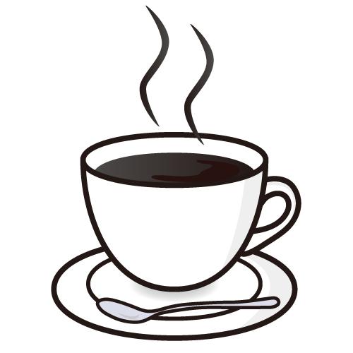 コーヒーイラスト3 無料イラスト素材素材ラボ