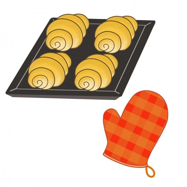 趣味のイラストパン作り 無料イラスト素材素材ラボ