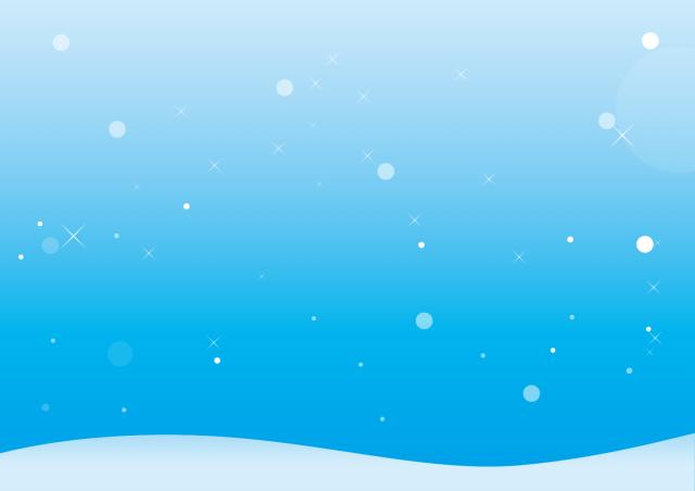 雪降る冬の背景イラスト 無料イラスト素材素材ラボ