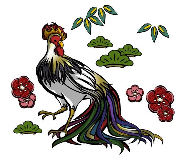 クールな鶏 無料イラスト素材素材ラボ