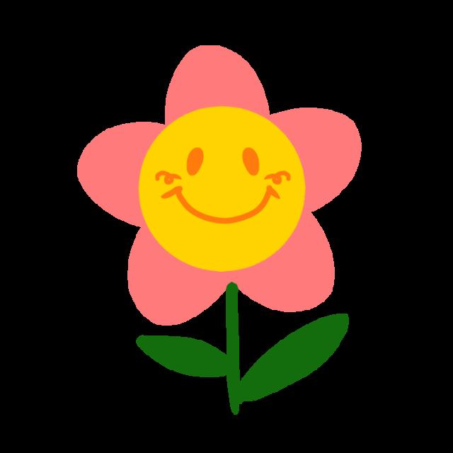 「お花 イラスト」の画像検索結果