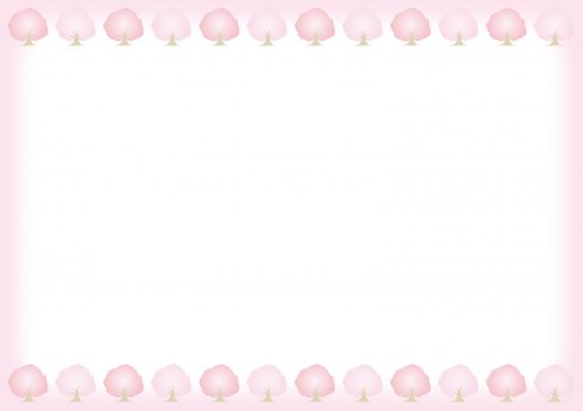 桜の木フレームセ…