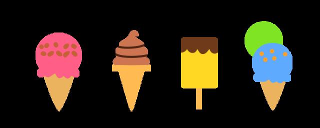 「アイス イラスト」の画像検索結果