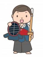 剣道 かわいい無料イラスト使える無料雛形テンプレート最新順素材ラボ