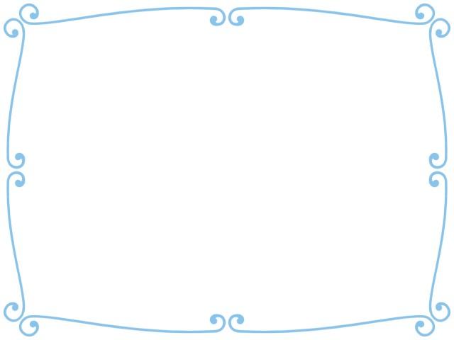 シンプルフレームおしゃれでかわいい飾り枠 無料イラスト素材素材ラボ