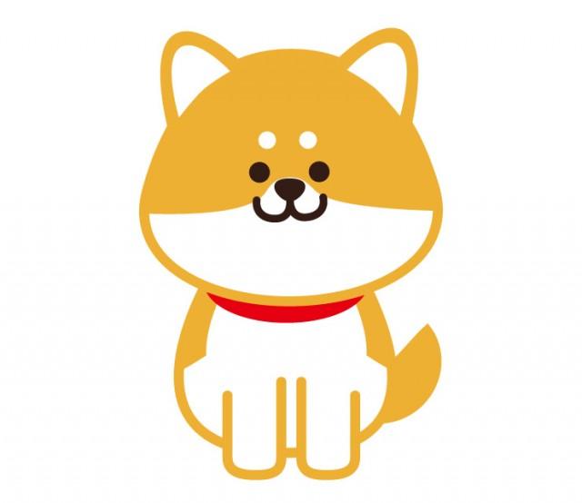 犬動物ペットのイラスト 無料イラスト素材素材ラボ