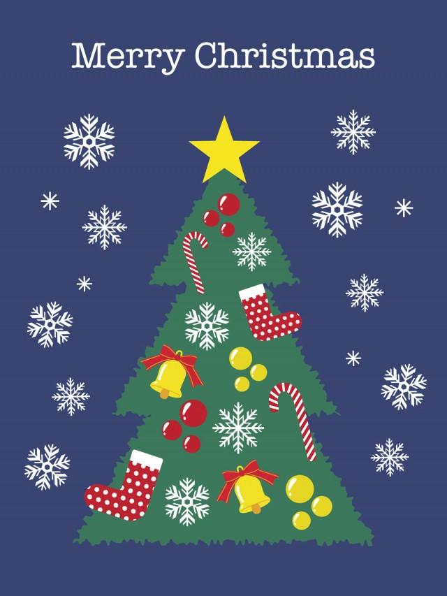 クリスマスカード 無料イラスト素材素材ラボ