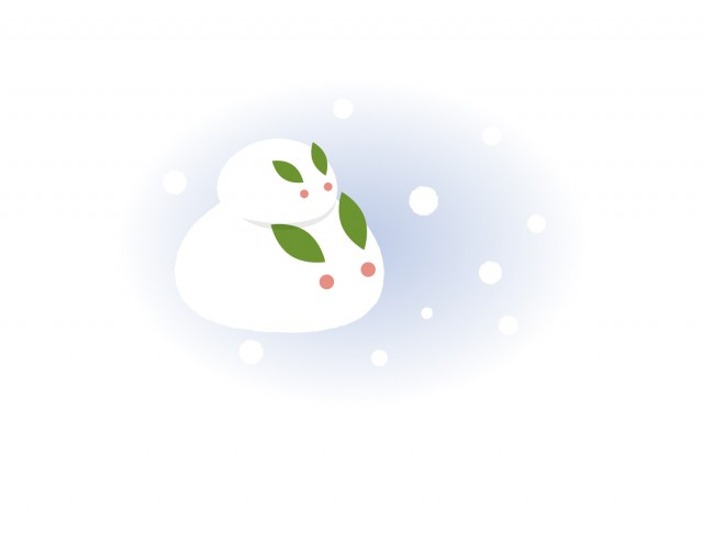 冬のイラスト2 無料イラスト素材 素材ラボ