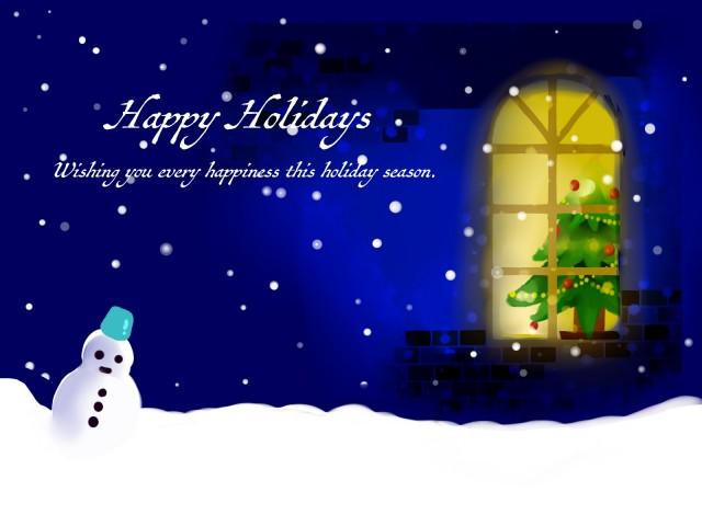 クリスマスの風景夜 無料イラスト素材素材ラボ