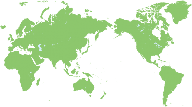 世界地図 無料イラスト素材素材ラボ