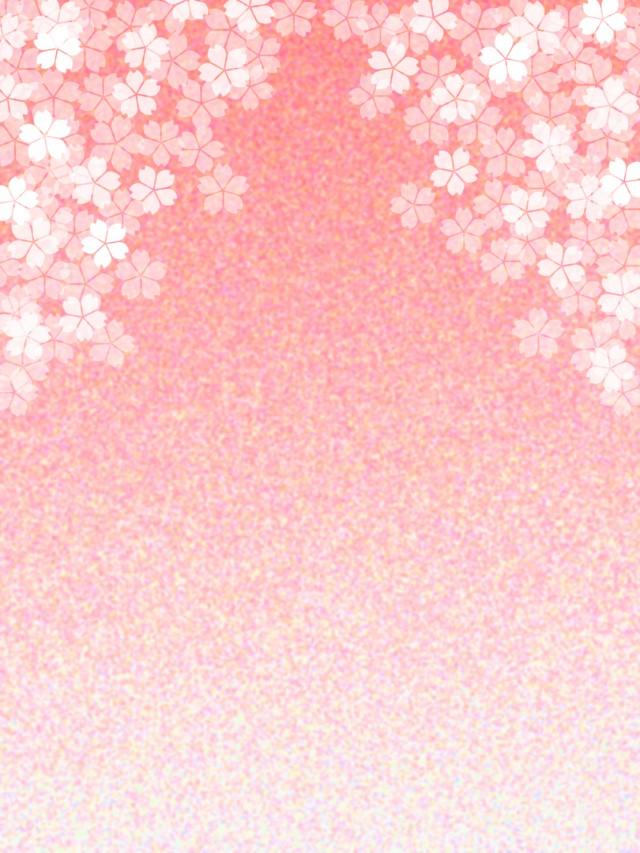 桜の花の壁紙 花模様の背景素材イラスト 無料イラスト素材 素材ラボ