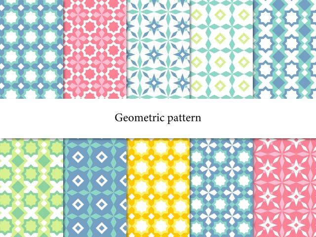 幾何学模様 | 無料イラスト素材|素材ラボ