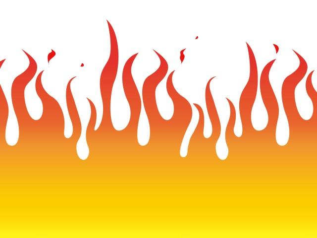 炎 無料イラスト素材素材ラボ