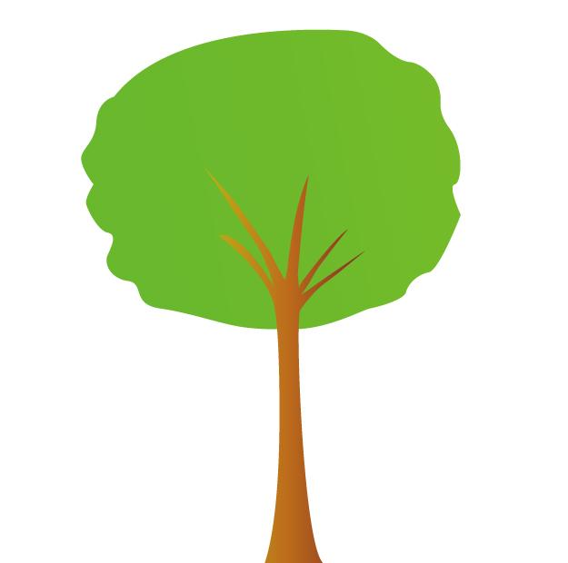 木 無料イラスト素材素材ラボ