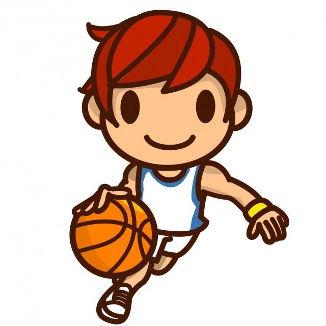 バスケットボール 無料イラスト素材素材ラボ