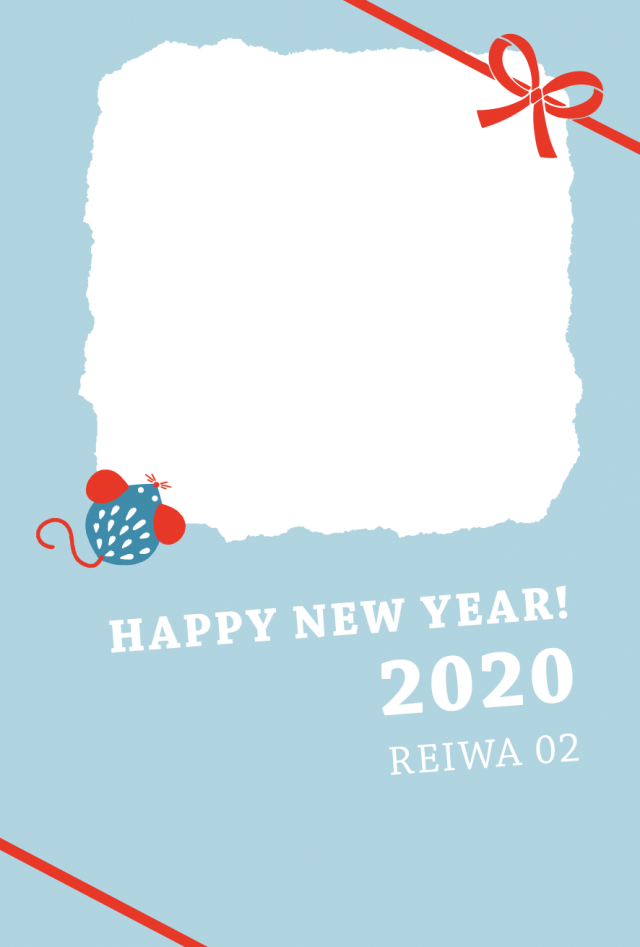 年賀状 フレーム 無料 2020